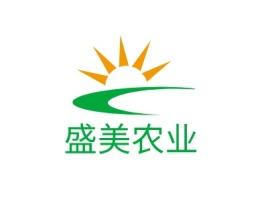盛美农业品牌logo设计