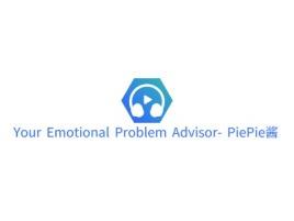 Your Emotional Problem Advisor- PiePie酱logo标志设计