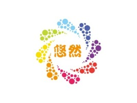 悠然logo标志设计