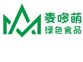 麦哆萌品牌logo设计