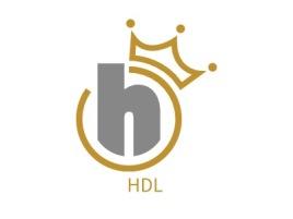 HDL公司logo设计