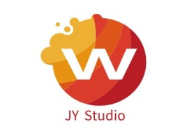 WJY Studio公司logo设计