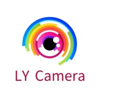 上海LY Camera公司logo设计