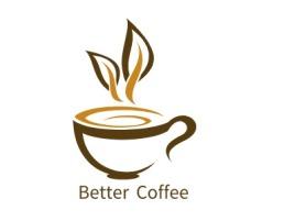 Better Coffee店铺logo头像设计
