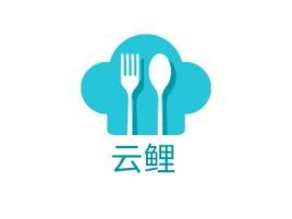 云鲤品牌logo设计