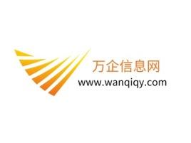 万企信息网公司logo设计