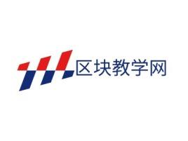 区块教学网公司logo设计