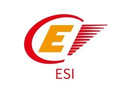 ESI公司logo设计