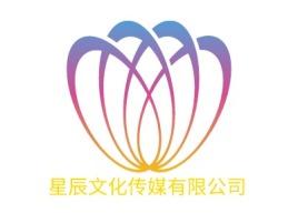 星辰文化传媒有限公司logo标志设计