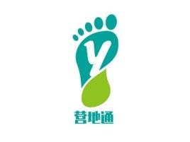 营地通logo标志设计