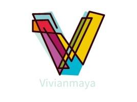 Vivianmaya公司logo设计