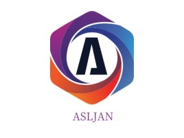 ASLJAN公司logo设计