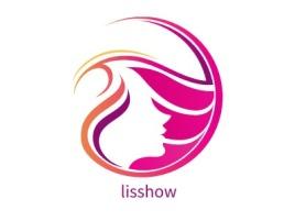lisshow门店logo设计