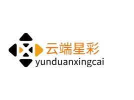 云端星彩公司logo设计