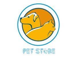 pet store门店logo设计