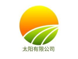 太阳有限公司公司logo设计