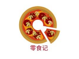 零食记店铺标志设计