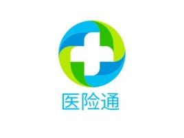 医险通门店logo标志设计