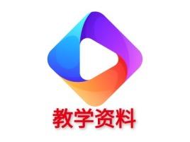 教学资料logo标志设计