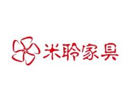 米聆家具店铺标志设计