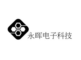 永晖电子科技公司logo设计