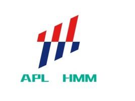 APL HMM公司logo设计