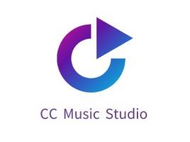 CC Music Studiologo标志设计