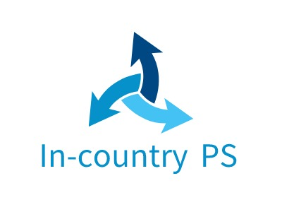 In-country PS公司logo设计