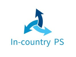 上海In-country PS公司logo设计