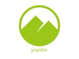 yranhn店铺标志设计