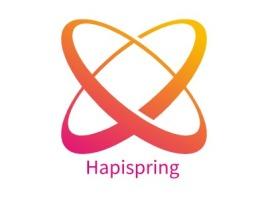 Hapispring公司logo设计