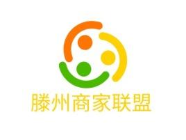 北京滕州商家联盟公司logo设计