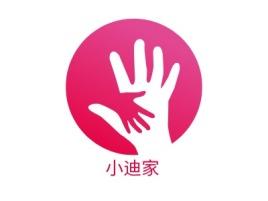小迪家门店logo设计