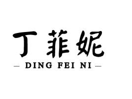 DING FEI NI店铺标志设计