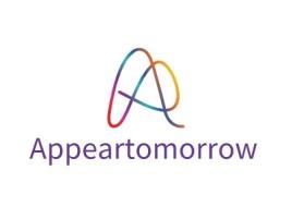 Appeartomorrow店铺logo头像设计