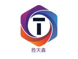 胜天鑫公司logo设计