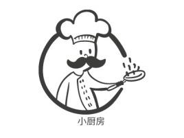 小厨房品牌logo设计