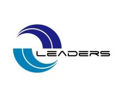 leaders公司logo设计