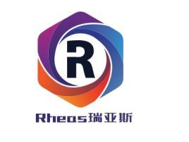 Rheas瑞亚斯企业标志设计