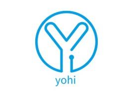 yohi公司logo设计