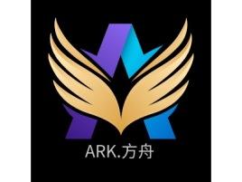 ARK.方舟公司logo设计