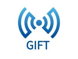 GIFT公司logo设计