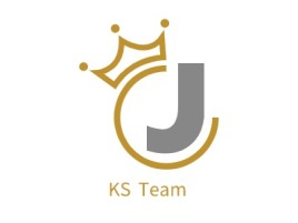 KS Teamlogo标志设计