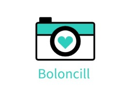 Boloncill门店logo设计