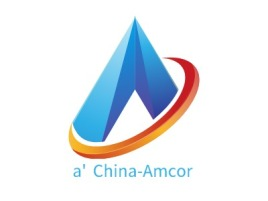 a'ゞChina-Amcor公司logo设计