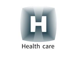 Health care公司logo设计