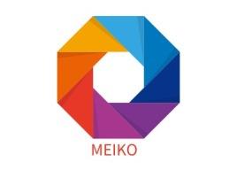 MEIKO 公司logo设计
