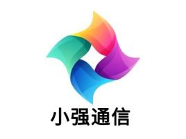 小强通信公司logo设计