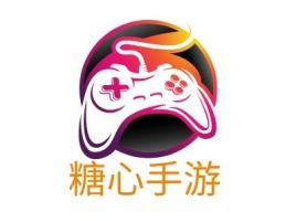 糖心手游logo标志设计
