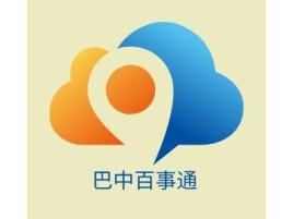 巴中百事通公司logo设计